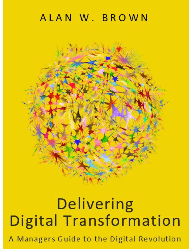 """New book on """"Delivering Digital Transformation"""" now available for download!"""