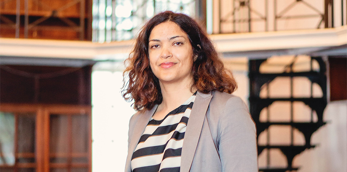 INDEX welcomes Professor Saeema Ahmed-Kristensen